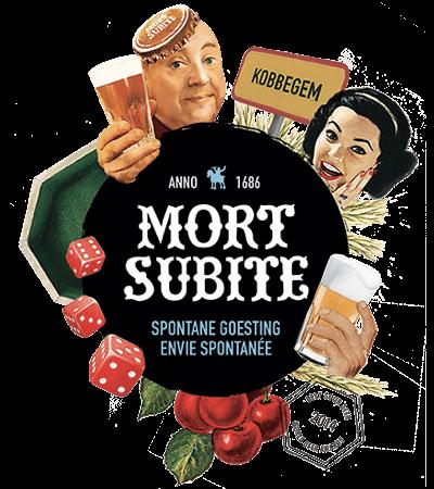 Image result for mort subite brouwerij logo